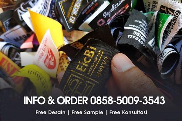 Contoh Label Kaos